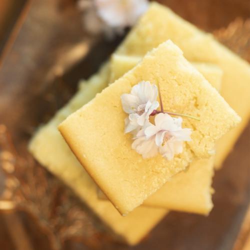 Butter Mochi