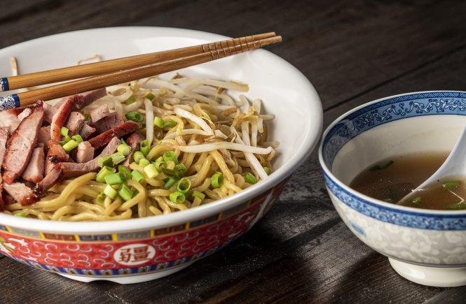 Dry mein