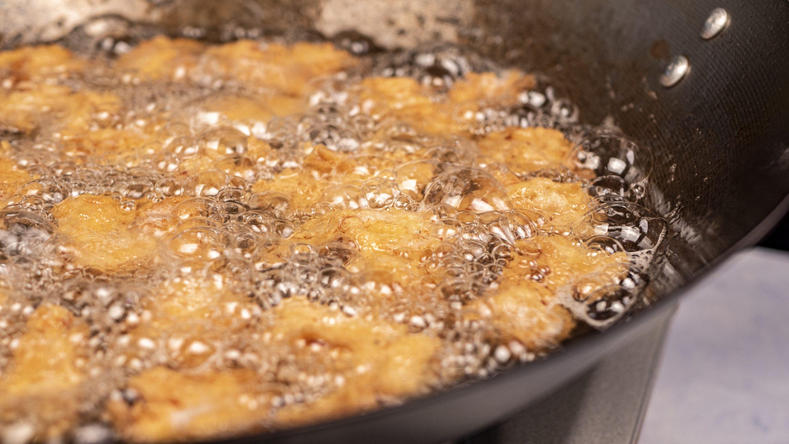furikake frying
