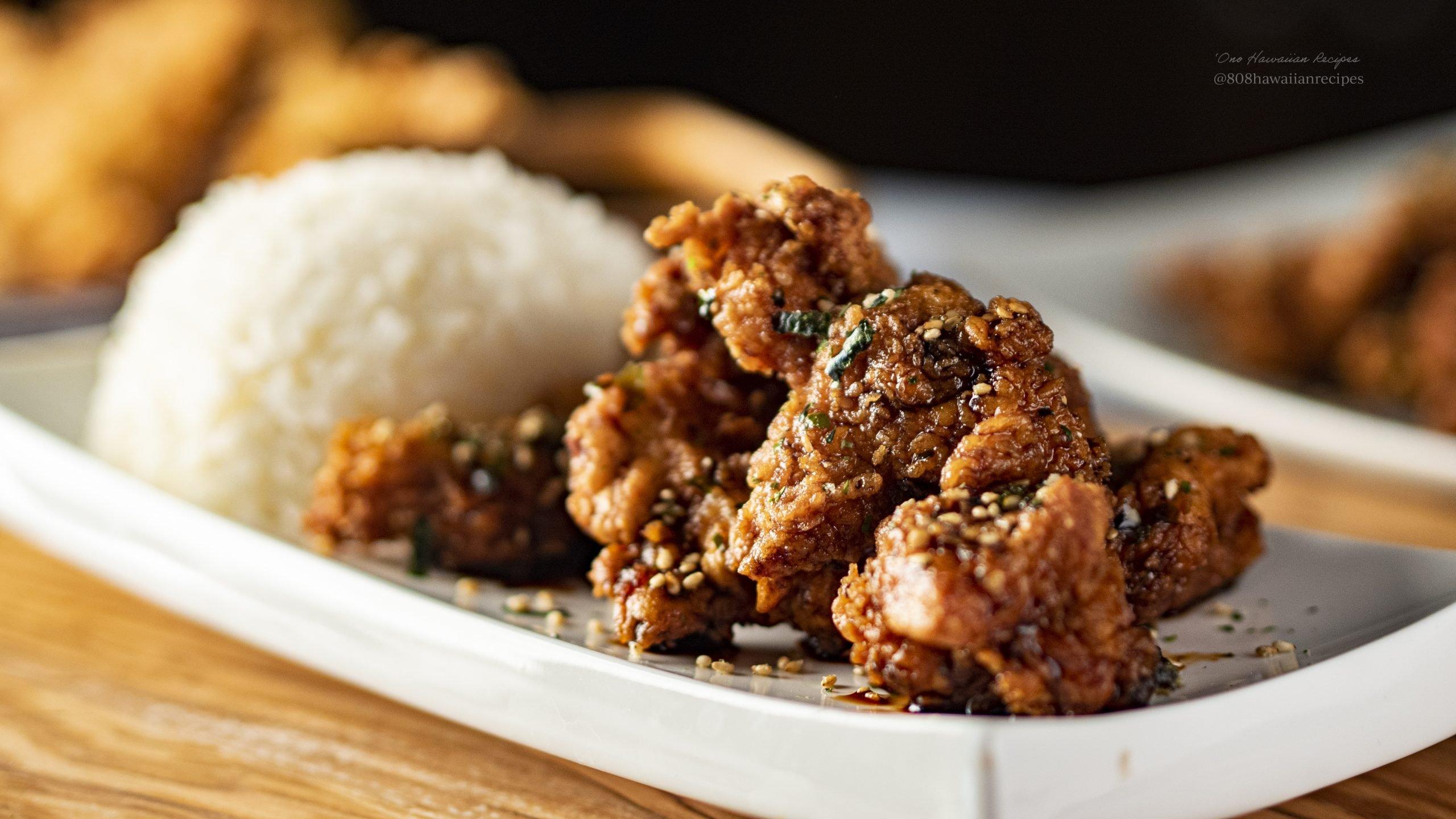 furikake chicken 2