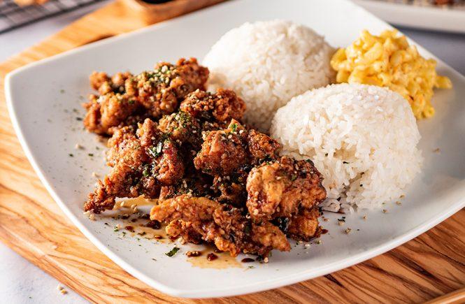 Furikake Chicken Featured