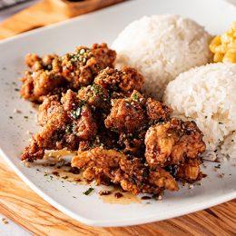 Garlic Furikake Chicken thumbnail