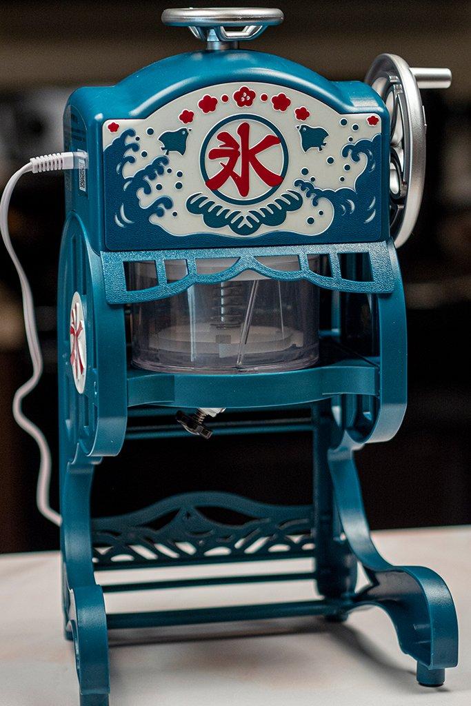 doshisha shave ice machine