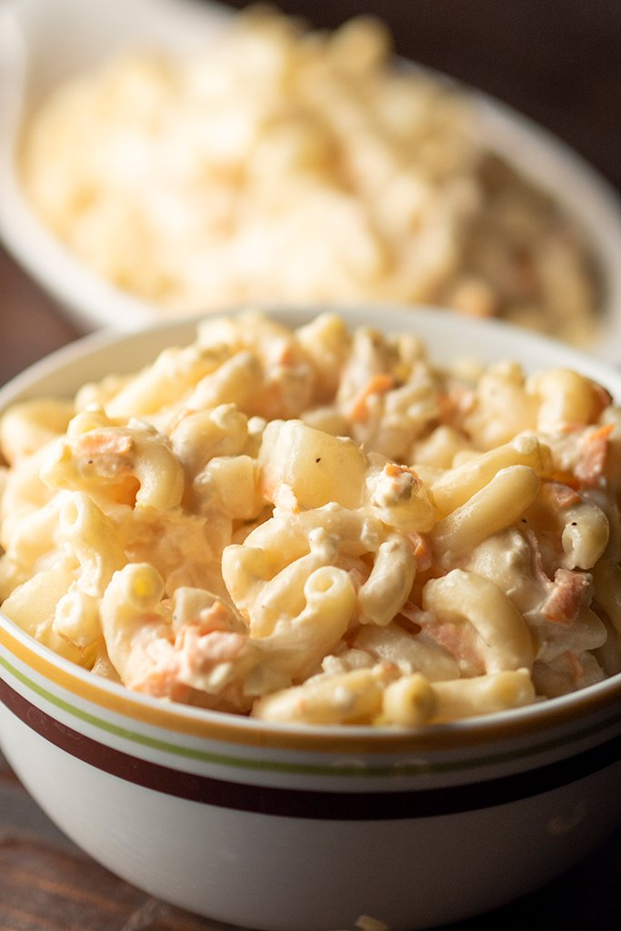Mac salad 1