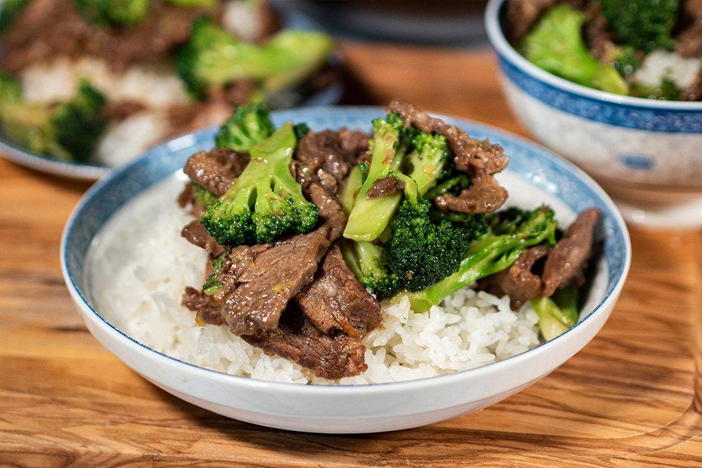 Beef Broccoli 2