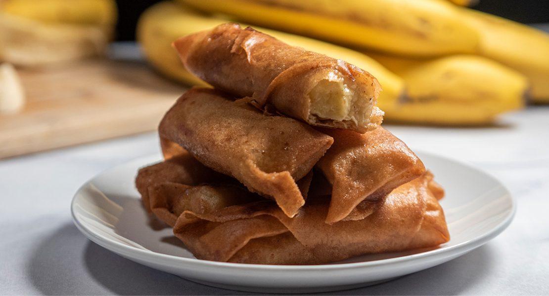 Banana Lumpia feature